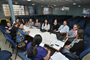 Encontro reuniu representantes de 11 municípios