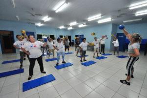 Em Dourados idosos recebem atenção especial através dos Cras e dos Centros de Convivência