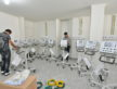 Equipamentos de alta tecnologia são implantados no Hospital da Vida enquanto a reforma continua em toda a estrutura do prédio - Foto A. Frota