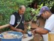 Só na região do Jardim Água Boa, os agentes do CCZ inspecionaram 1.856 imóveis - Foto A. Frota