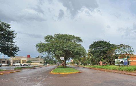 Dourados tem quatro universidades e as duas públicas funcionam no campus universitário - A. Frota