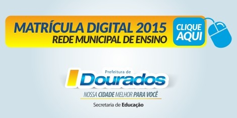 Matrícula Digital 2015