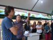 Sorteio aconteceu no Parque dos Ipês com a presença do secretário de Cultura Carlos Fábio