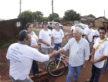 Com o acompanhamento do prefeito em exercício Odilon Azambuja a força-tarefa de combate ao Aedes avança em Dourados - Chico Leite