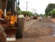 Prefeitura conclui a recuperação dos pontos mais críticos das ruas dos dois bairros - A. Frota