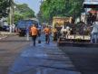 Prefeitura de Dourados avança no processo de recuperação das ruas de Dourados e recapeia a Rua Raul Frost - A. Frota