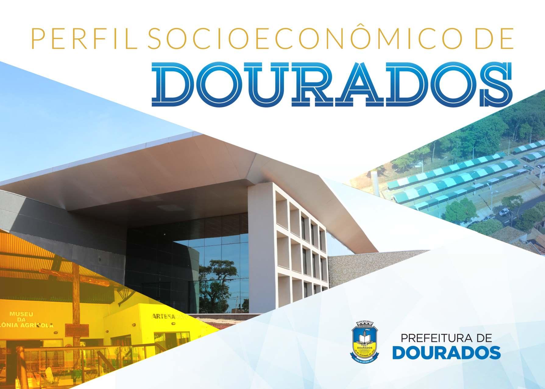 Perfil Socioeconômico Dourados / MS
