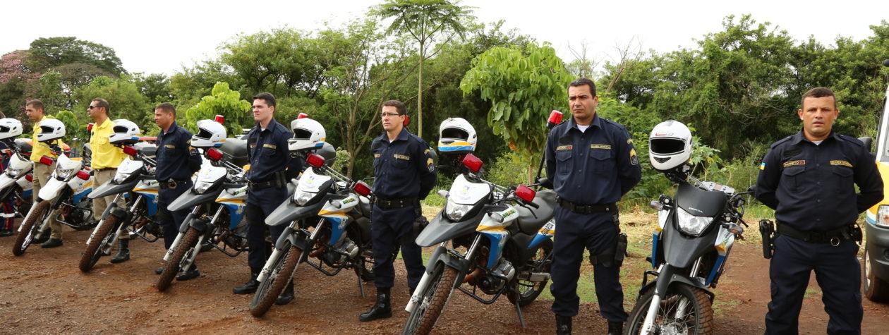 """Guarda Municipal dinamiza equipes  em """"Cem Dias"""" e investe em capacitação"""