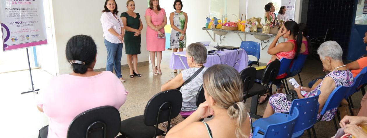 Coordenadoria da Mulher tem ação  neste sábado na Praça Antônio João