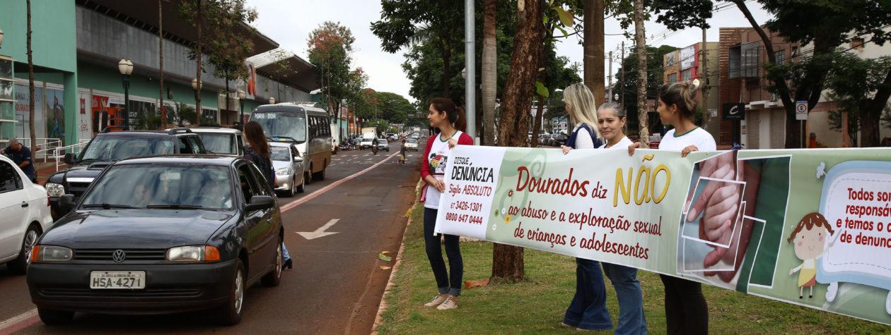 Comcex mobiliza população no dia nacional de combate ao abuso e exploração sexual de menores