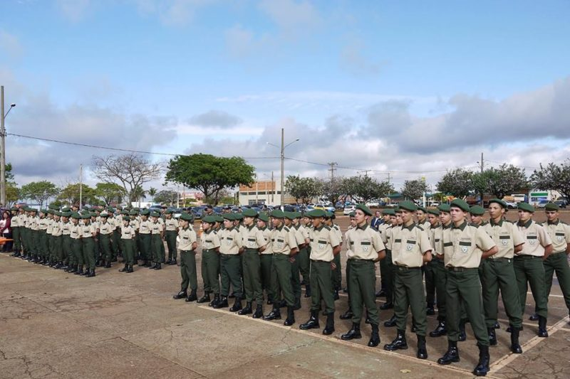 Guarda Mirim de Dourados aplica provas neste domingo e abre 120 vagas para a terceira turma