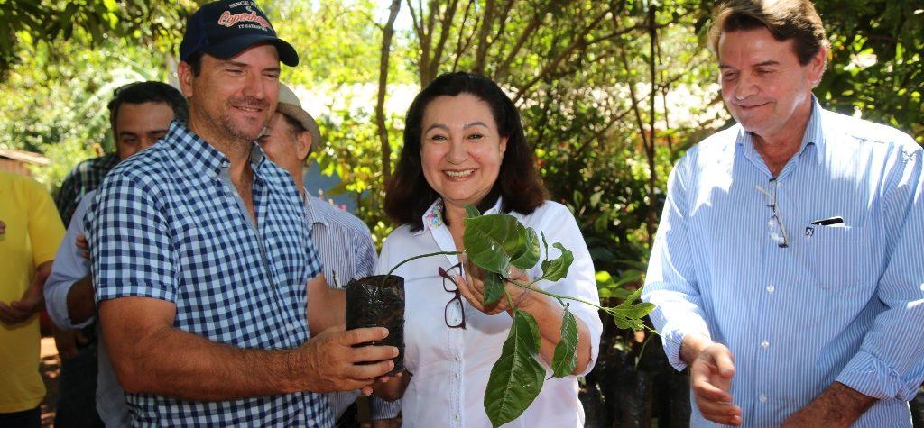 Agricultura familiar cresce e se consolida com atuação da Prefeitura