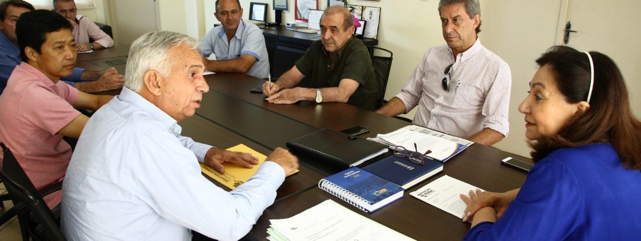 Sindicato Rural renova parceria com  a Prefeitura para a 53ª. Expoagro