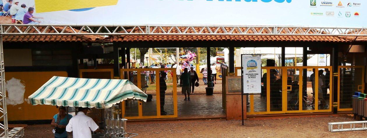 Inscrição para ambulantes na 14ª Festa do Peixe seguem até quinta