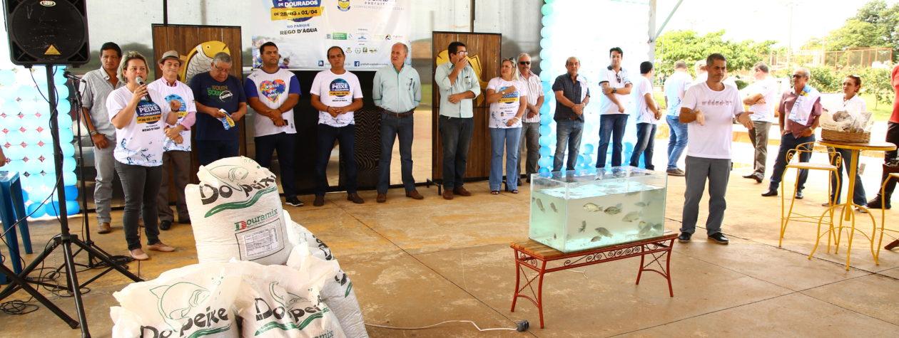14ª. Festa do Peixe consolida  projeto de incentivo a produtores