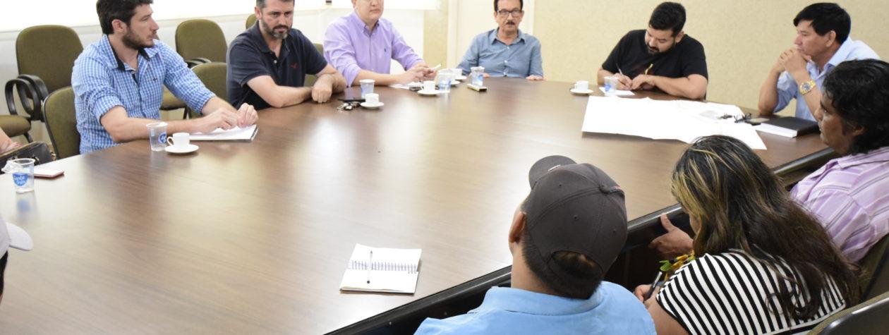 Governo e Prefeitura agendam Caravana  de Saúde indígena para junho em Dourados