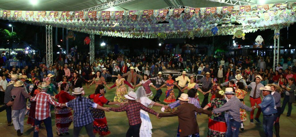 Secretaria de Cultura divulga programação da 41ª Festa Junina de Dourados