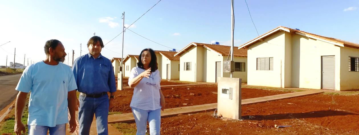 Programas habitacionais garantem mais  de mil novos imóveis sociais em Dourados