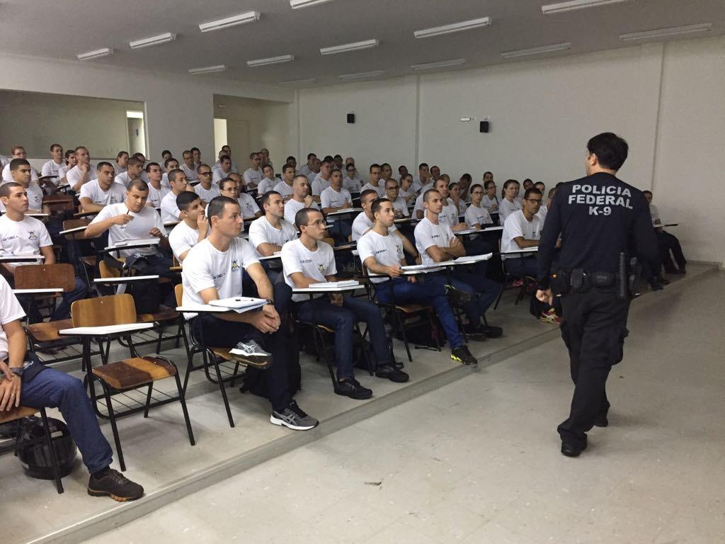 Guarda Municipal forma turma com reunião  de conhecimentos de inúmeras forças de segurança