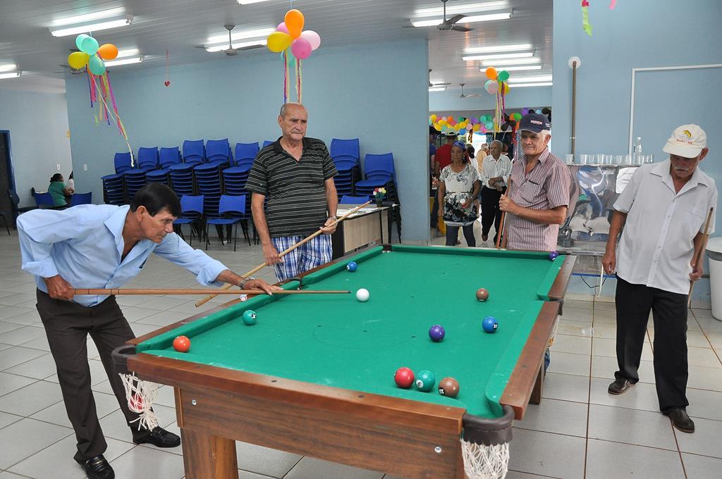 Prefeitura realiza I Olimpíada da Pessoa Idosa