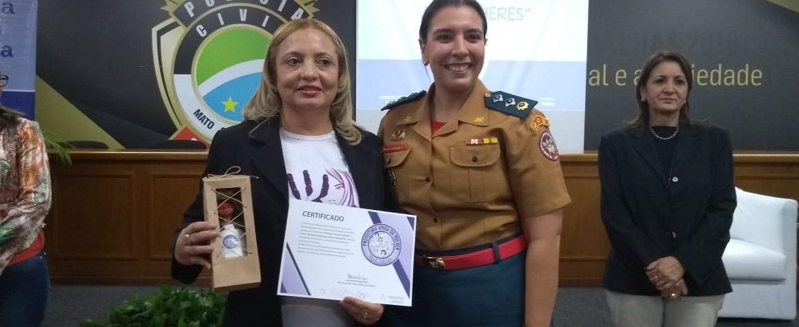 """Dourados recebeu Prêmio """"Prefeitura Amiga da Mulher"""" nesta quarta-feira"""