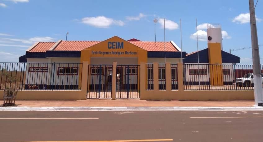 Prefeita inaugura quinto Ceim em 2 anos e consolida trabalho de reestruturação da educação