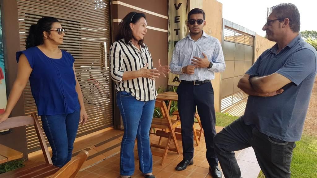 Em parceria, Prefeitura de Dourados inicia  regularização de imóveis na Vila Mariana