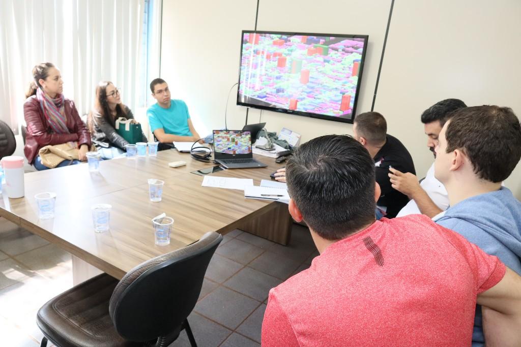Prefeitura atualiza levantamento cartográfico de Dourados