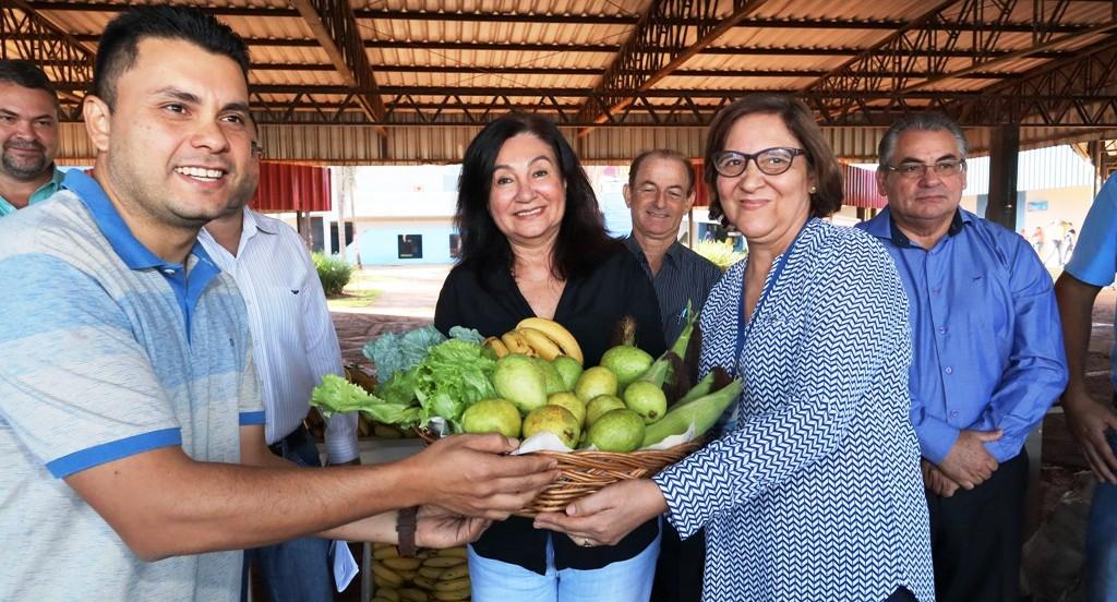 Dinâmica do Banco de Alimentos mostra força da Agricultura Familiar na administração Délia