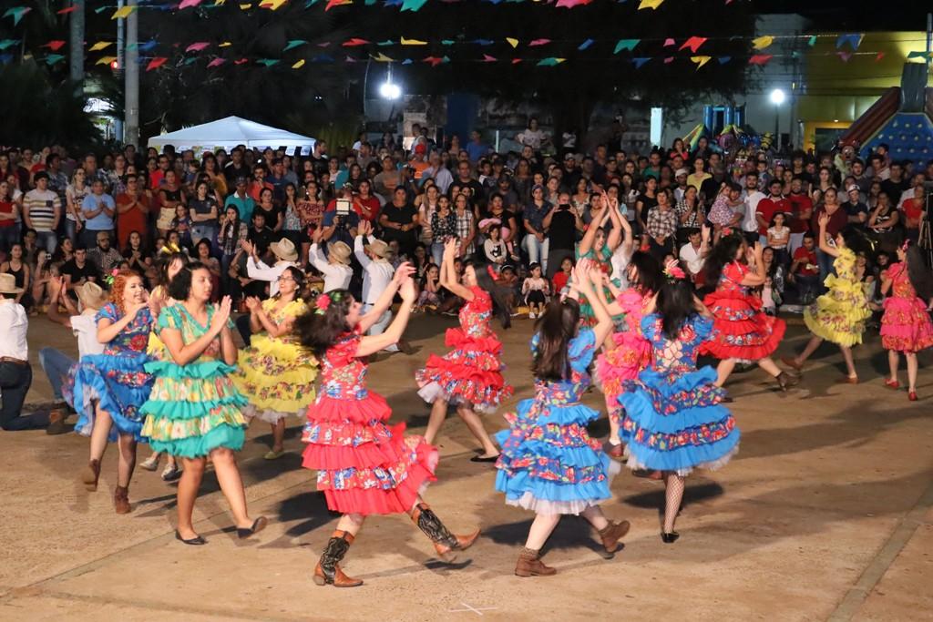 42ª Festa Junina registra público de 30 mil pessoas e recebe aprovação dos douradenses