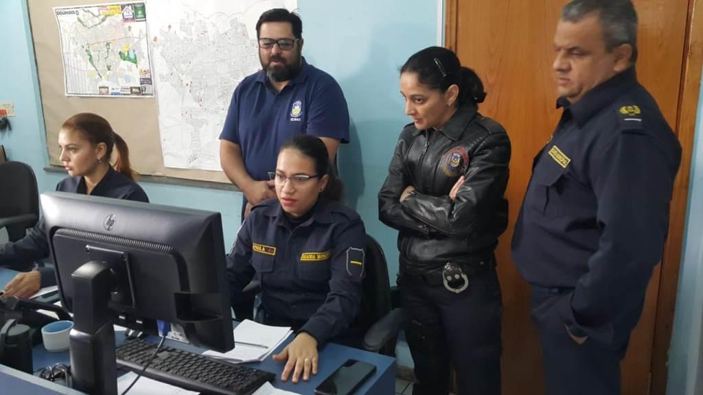 Departamento de Tecnologia da Prefeitura  cria sistema de gestão para a Guarda Municipal