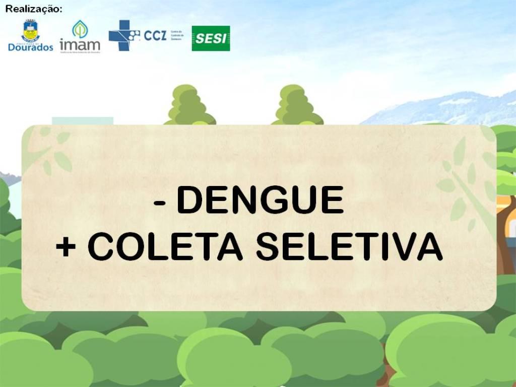 Ação do Imam busca sensibilizar população sobre a dengue