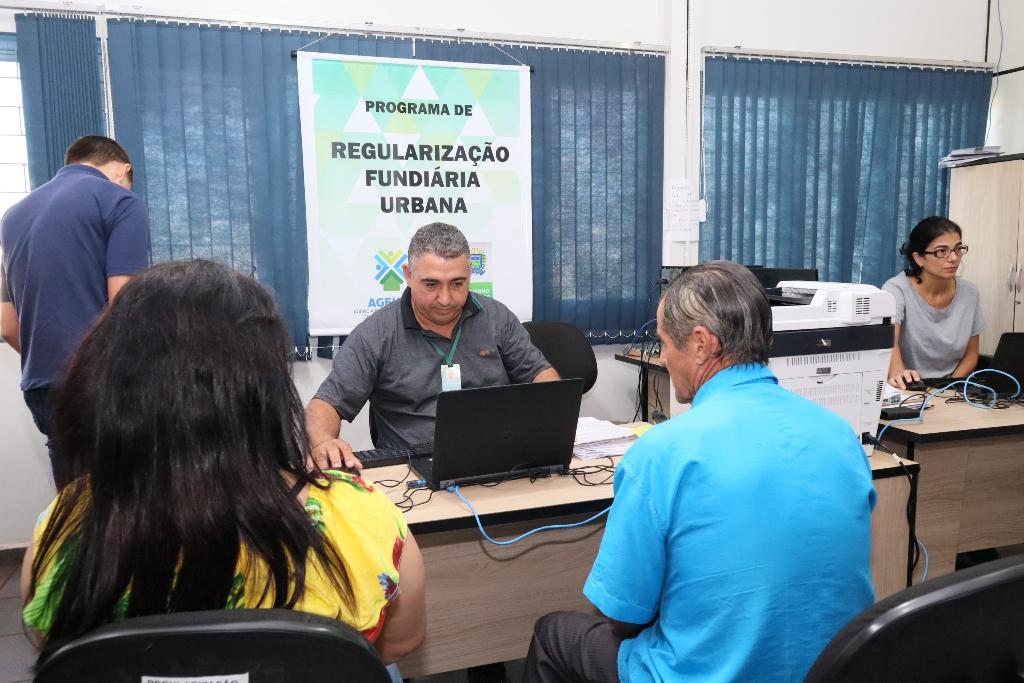 Prefeitura de Dourados faz regularização  fundiária no conjunto Izidro Pedroso