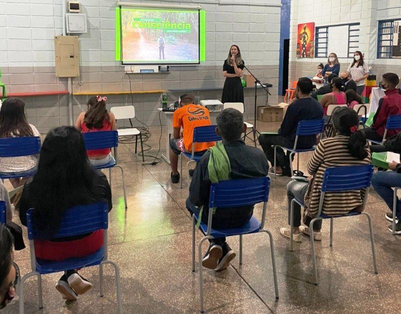 Em Dourados, 100 pessoas aderem a primeira palestra do Programa Recalcula